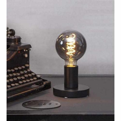"LED Filament ""Spiralfilament"" Rauchglas - Kugel, 4 Watt (9,5cm)"