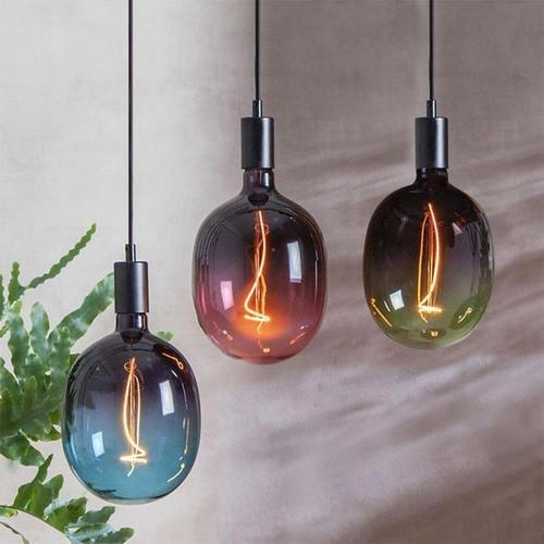 LED ColorSplash EGG - Blau