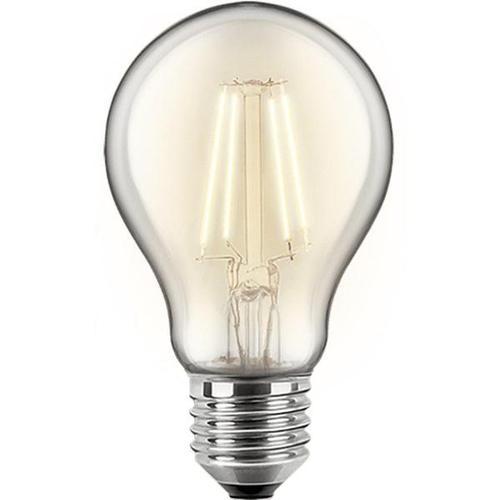 LED Filament Leuchtmittel - 7 Watt 810 Lumen dimmbar (ersetzt 60 Watt) warmweiß dimmbar E27
