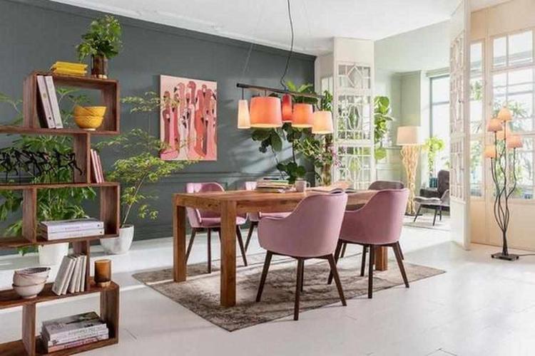 Gemälde - Ingo Flamingo Vibes