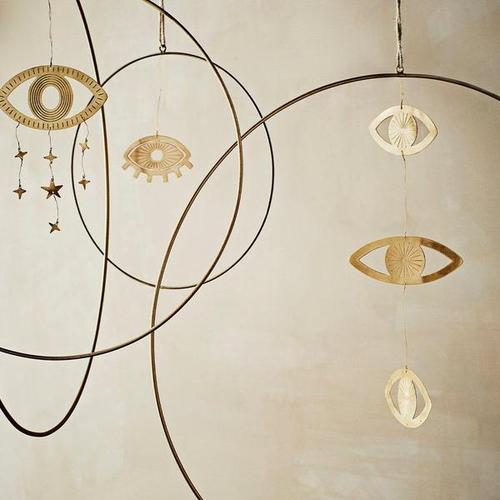 Oranment - Auge (3er Set)