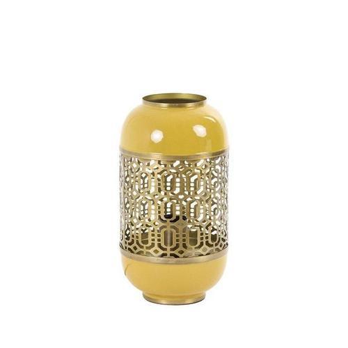 Tischleuchte - Orie (S) (gelb/grau)