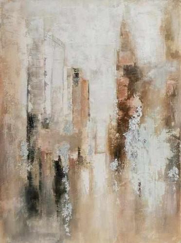 Wandbild - Abstrakt Cozyfeeling