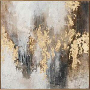 Wandbild - Goldencrush