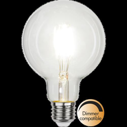 Leuchtmittel - Globe 12,5cm klar