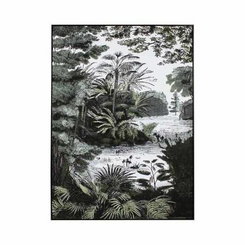 Wandbild - Dark Forest