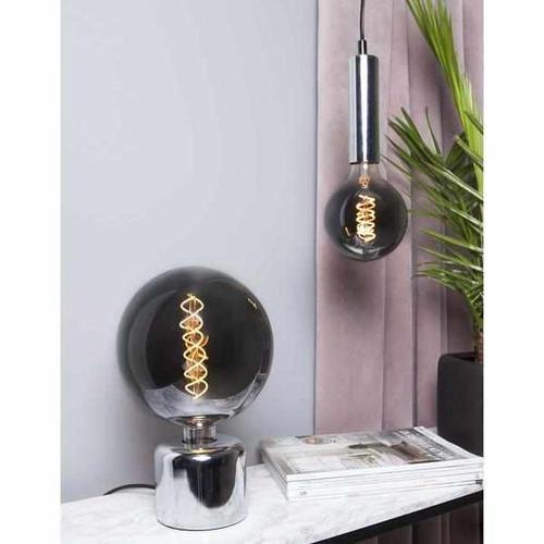 "LED Filament ""Spiralfilament"" Rauchglas - Kugel, 4 Watt (12,5cm)"