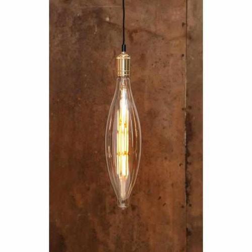 """LED Filament """"Industriell """" Zapfen dimmbar 10 Watt 800 Lumen extra warmweiß 2000 Kelvin 90 Ra E27"""