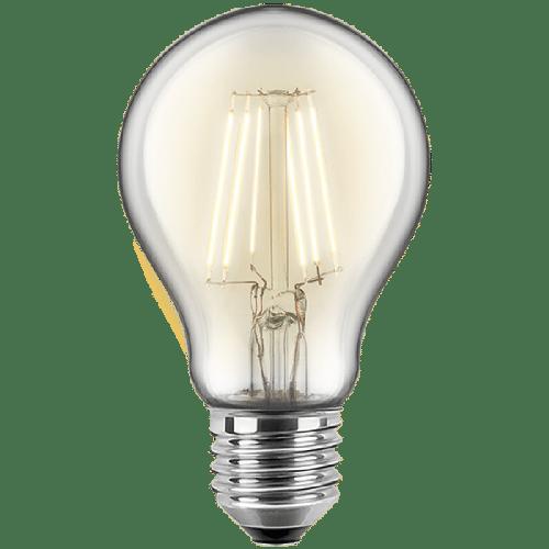 LED Filament Glühfaden Birne 8 Watt 1055 Lumen (ersetzt 75 Watt) warmweiß E27