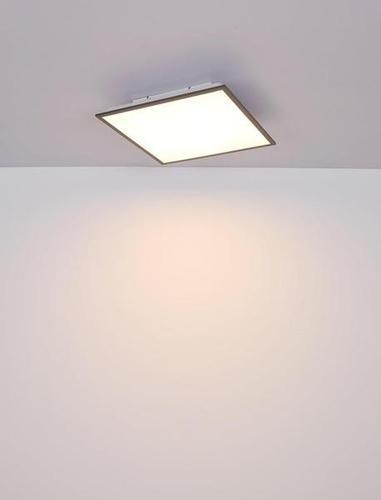 Deckenpanel - Graphit 45x45cm