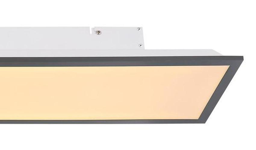 Deckenpanel - Graphit 80x20cm