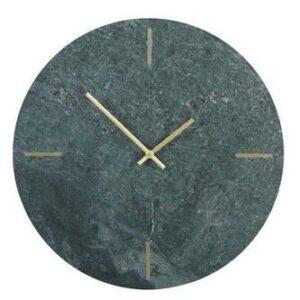 Uhr - Marmor green