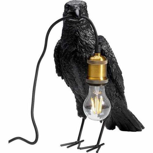 Tischleuchte - Black Crow