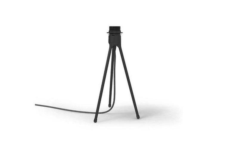 Lampefuß - schwarz / weiß