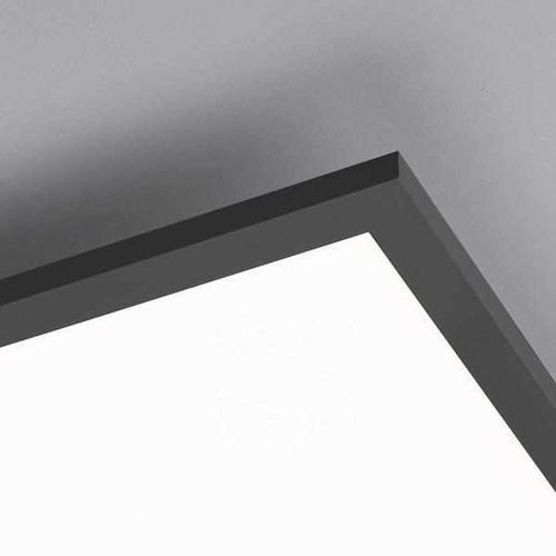 Deckenleuchte - Frame black 45x45cm