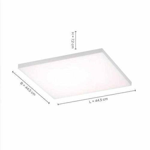 Deckenleuchte - Frameless 45x45cm