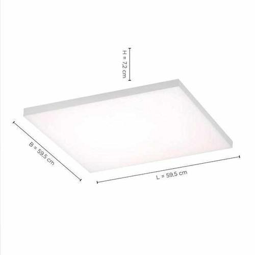 Deckenleuchte - Frameless 60x60cm