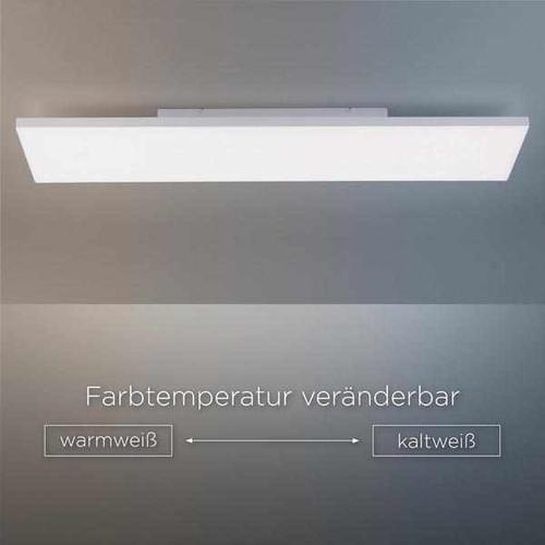 Deckenleuchte - Frameless 100x25cm