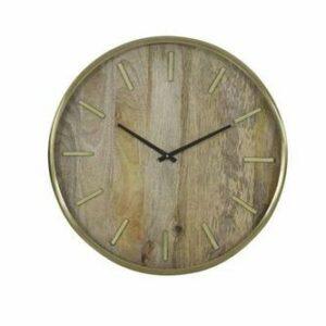 Uhr - Tima Holz/gold