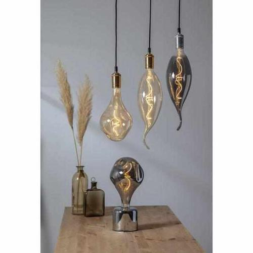 "LED Filament ""Industriell "" Amberglas dimmbar 4,5 Watt 220 Lumen, 20cm, 2000 Kelvin 90 Ra E27"