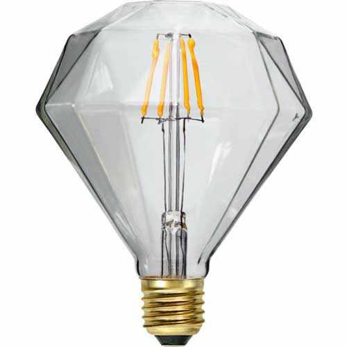 Leuchtmittel - Christall gold