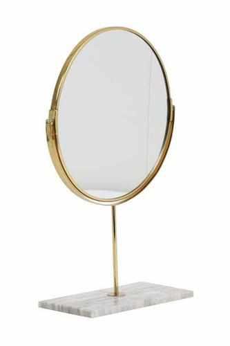 Spiegel mit Fußständer - Amalia