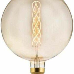 Leuchtmittel - Globe 30cm gold