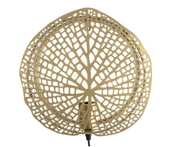 Wandleuchte - Golden Web
