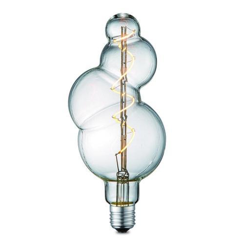 LED-Filament - Blubber chrom